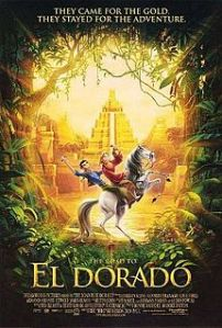 DreamWorks Review: The Road to El Dorado