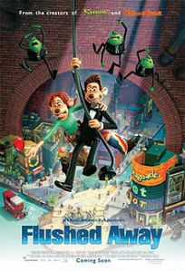DreamWorks Review: Flushed Away