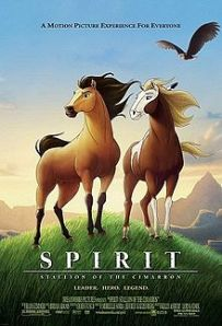 DreamWorks Review: Spirit: Stallion of the Cimarron