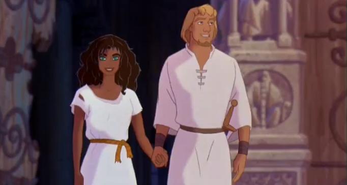 quasimodo and esmeralda relationship with god